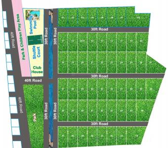 Project Image of 2250.0 - 5500.0 Sq.ft Residential Plot Plot for buy in Nesara Garden County Farms