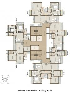 Project Image of 357.9 - 475.33 Sq.ft 1 BHK Apartment for buy in Mayfair Virar Gardens Building No 23 24 And 25