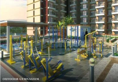 Project Image of 0 - 287.29 Sq.ft 1 BHK Apartment for buy in Conceptual Suraksha Smart City Phase I