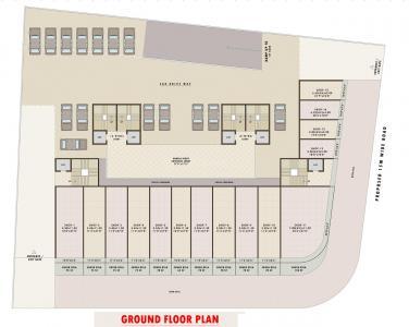 केटी साई कुटीर में खरीदने के लिए 450.0 - 464.0 Sq.ft 2 BHK अपार्टमेंट प्रोजेक्ट  की तस्वीर