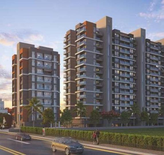 Project Image of 520.0 - 620.0 Sq.ft 2 BHK Apartment for buy in Choice Goodwill Breeza Phase 1
