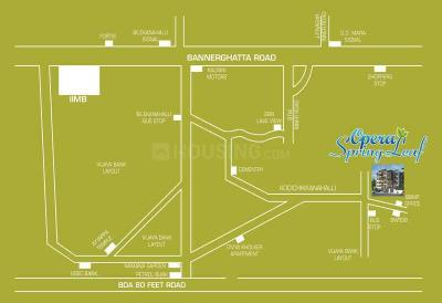 Project Image of 780.0 - 1495.0 Sq.ft 1 BHK Apartment for buy in Opera Spring Leaf