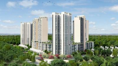Gallery Cover Image of 2802 Sq.ft 3 BHK Apartment for rent in Experion Windchants, Sector 112 for 35000