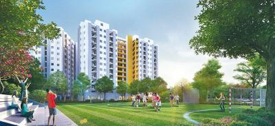 Gallery Cover Image of 275 Sq.ft 1 BHK Apartment for buy in Eden Solaris City Serampore, Serampore for 759773