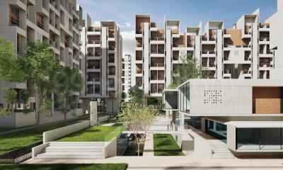 रोहन अभिलाषा बिल्डिेग जी में खरीदने के लिए 355.0 - 490.0 Sq.ft 1 BHK अपार्टमेंट प्रोजेक्ट  की तस्वीर
