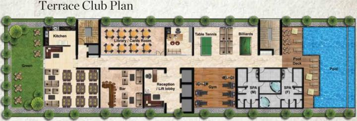 Project Image of 400.0 - 500.0 Sq.ft 1 RK Apartment for buy in CBS The Alpha Studios