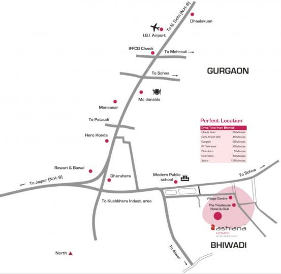 Project Image of 845 - 1480 Sq.ft 1 BHK Apartment for buy in Ashiana Utsav