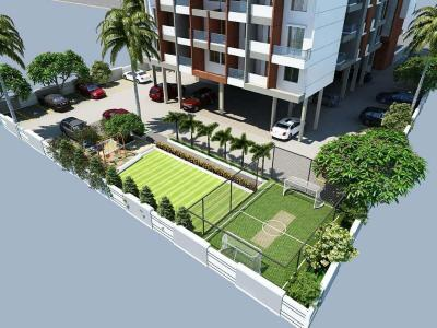 Project Image of 1420.0 - 1897.0 Sq.ft 3 BHK Apartment for buy in Yuktha