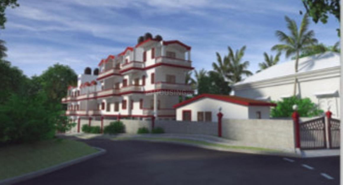 Project Image of 714.72 - 1152.49 Sq.ft 1 BHK Apartment for buy in Mega Structures Mother Agnes And Anarita Residency