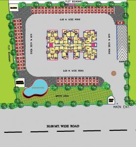 Project Image of 1060.0 - 1920.0 Sq.ft 2 BHK Apartment for buy in Maia Marvel