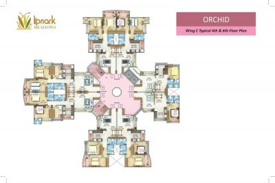 Gallery Cover Image of 895 Sq.ft 1 BHK Apartment for buy in Konark Meadows, Khemani Industry Area for 4000000