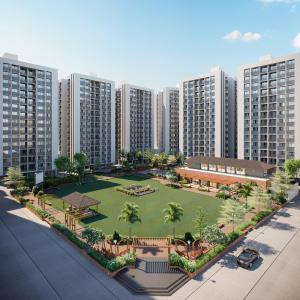 Project Image of 1250.0 - 1435.0 Sq.ft 2 BHK Apartment for buy in Shaligram Prime