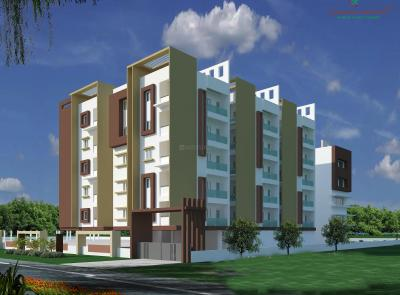 Gallery Cover Image of 1298 Sq.ft 2 BHK Apartment for buy in Sai Maharaj Vihar, Uppal for 6000000