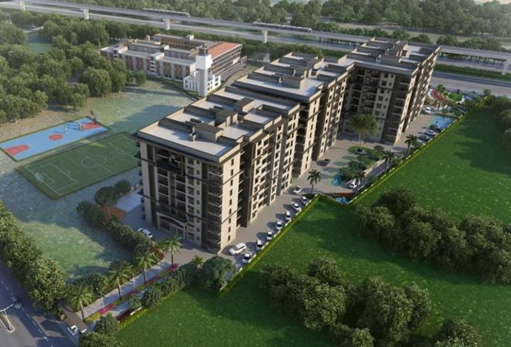 Project Image of 1300.0 - 1600.0 Sq.ft 2 BHK Apartment for buy in SMD Altezz