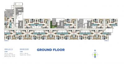 Project Image of 333.0 - 635.0 Sq.ft 1 BHK Apartment for buy in Aspire Aurum