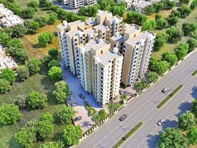 Project Image of 1107 - 1440 Sq.ft 2 BHK Apartment for buy in Akshar Tulsi Status