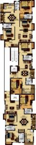 Project Image of 1010.0 - 1550.0 Sq.ft 2 BHK Apartment for buy in Vaanam Primero