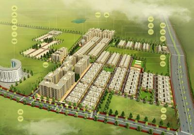 1400 Sq.ft Residential Plot for Sale in County Walk Township, Indore