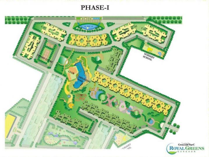 Project Image of 940.0 - 1859.0 Sq.ft 2 BHK Apartment for buy in Sare Royal Greens