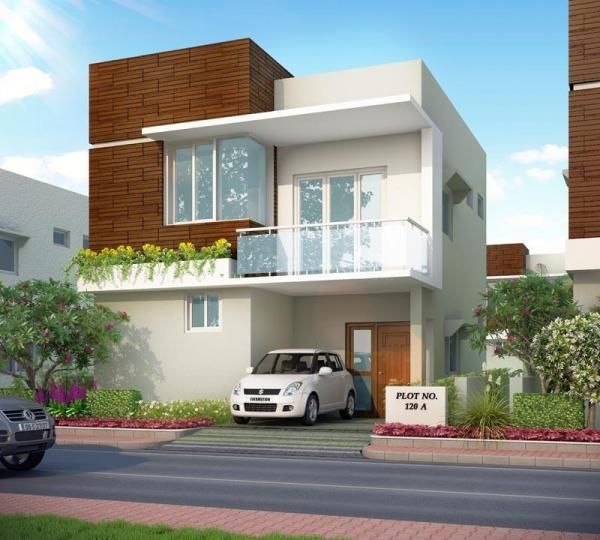 Project Image of 3000.0 - 3600.0 Sq.ft 3 BHK Villa for buy in Praneeth APR Pranav Antilia