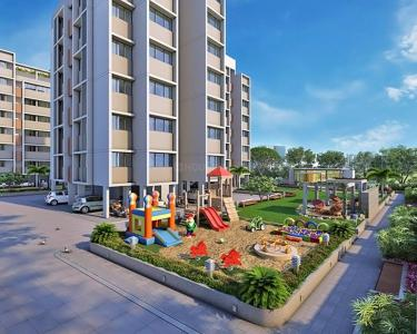 Gallery Cover Image of 585 Sq.ft 1 BHK Apartment for rent in Bopal for 10500