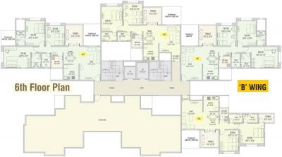 Project Image of 517 - 1046 Sq.ft 1 BHK Apartment for buy in Karan Clarissa
