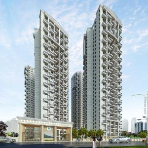 Project Image of 377.38 - 773.49 Sq.ft 1 BHK Apartment for buy in Nyati Ekaant I
