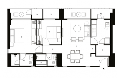 Project Image of 485.0 - 1321.0 Sq.ft 1 BHK Apartment for buy in Lodha New Cuffe Parade Lodha Estrella