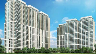 Gallery Cover Image of 4000 Sq.ft 4 BHK Apartment for rent in DLF The Crest, Sector 54 for 270000