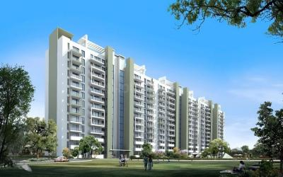 Gallery Cover Image of 1790 Sq.ft 3 BHK Apartment for rent in Mapsko Royale Ville, Sector 82 for 23000