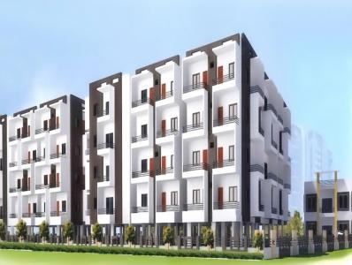 Gallery Cover Image of 1850 Sq.ft 3 BHK Apartment for rent in Anurag Anmol, Panathur for 35000