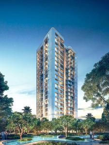 Gallery Cover Image of 980 Sq.ft 2 BHK Independent House for buy in Lodha Bel Air, Jogeshwari West for 17000000