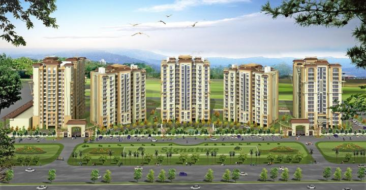 Project Image of 1042 - 1928 Sq.ft 2 BHK Apartment for buy in RMS Signature Residency