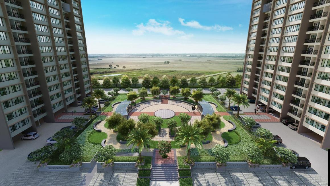 Project Image of 0 - 551.33 Sq.ft 2 BHK Apartment for buy in Kolte Patil Life Republic ORO Avenue