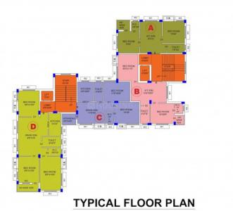 Project Image of 675.0 - 1095.0 Sq.ft 2 BHK Apartment for buy in Skyare Pearl