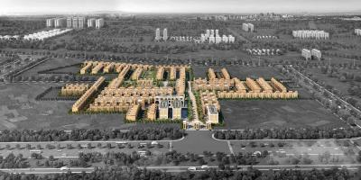 Project Image of 658.0 - 1614.48 Sq.ft Residential Plot Plot for buy in Signature Global Park