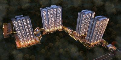 कंडेउर लॅंडमार्क  में खरीदने के लिए 1205.0 - 1675.0 Sq.ft 2 BHK अपार्टमेंट प्रोजेक्ट  की तस्वीर