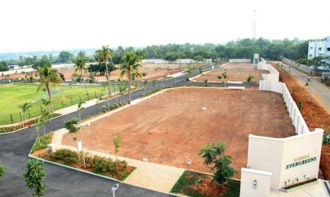 Project Image of 521.0 - 7381.0 Sq.ft Residential Plot Plot for buy in Sobha Evergreen Plots