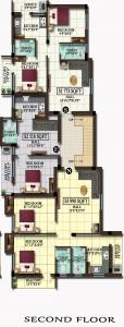 Project Image of 394.0 - 758.0 Sq.ft 1 BHK Apartment for buy in MP Hirwa