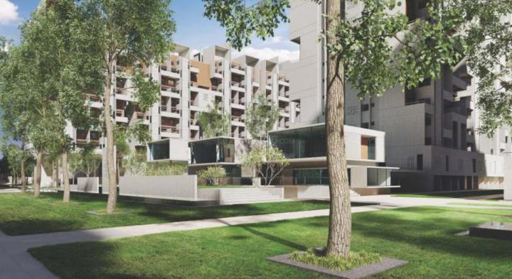 Project Image of 386.0 - 839.0 Sq.ft 1 BHK Apartment for buy in Rohan Abhilasha Building D