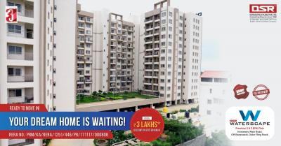 Project Image of 843.0 - 1152.0 Sq.ft 2 BHK Apartment for buy in DSR RR Avenues