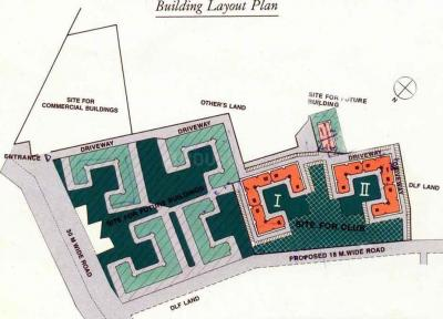 Project Image of 1330 - 1750 Sq.ft 3 BHK Apartment for buy in DLF Wellington Estate