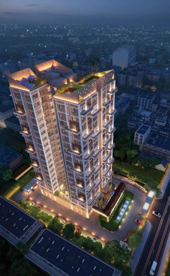 Project Image of 2000.0 - 2390.0 Sq.ft 3 BHK Apartment for buy in The Rise