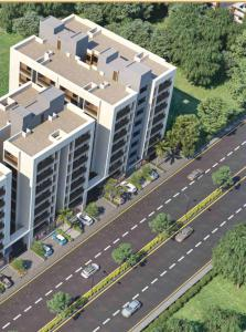 Project Image of 581.14 - 592.45 Sq.ft 2 BHK Apartment for buy in Om Prime Elegance