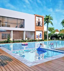 Gallery Cover Image of 2500 Sq.ft 3 BHK Independent House for buy in Incor Divino, Tellapur for 20000000