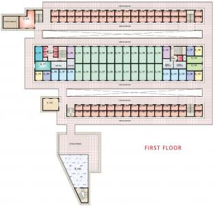 Project Image of 659.0 - 900.0 Sq.ft 1 BHK Apartment for buy in Imperia Elvedor