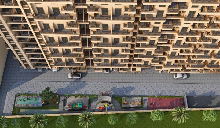 Project Image of 349.0 - 647.0 Sq.ft 1 BHK Apartment for buy in Nexus Gulmohar