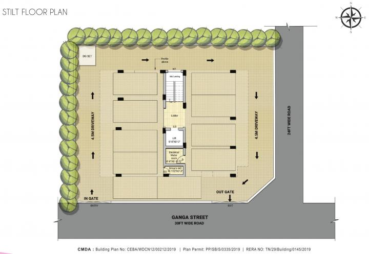 Project Image of 889.0 - 1193.0 Sq.ft 2 BHK Apartment for buy in Sabari Sattva