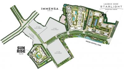 Project Image of 503.0 - 1314.0 Sq.ft 2 BHK Apartment for buy in Kalpataru Sector 5 Wing G and H