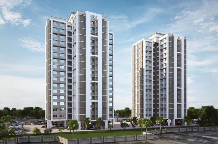 Project Image of 413.01 - 622.05 Sq.ft 1 BHK Apartment for buy in Raunak Unnathi Woods Phase III C1